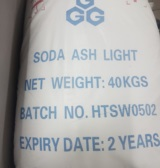 Soda ash light - Na2CO3